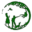Jane goodall roots and shoots logo